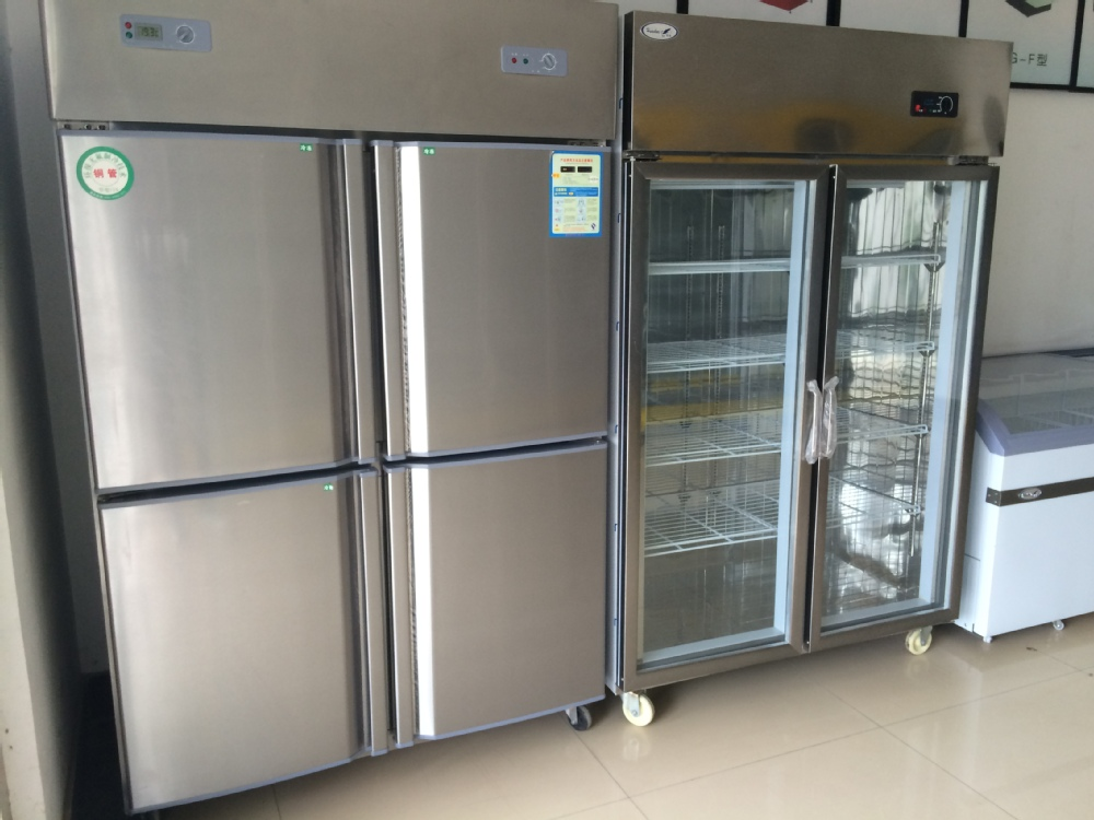 Made In China Best Sale Open Door Stainless Steel