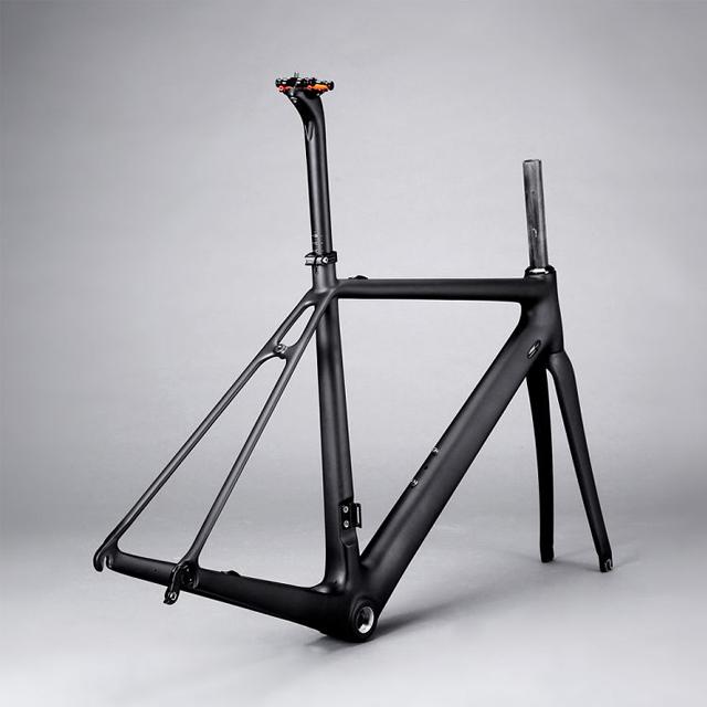 China HongFu 700C carbon road bike frame FM296 by hongfu sport