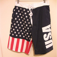 mens board shorts, american flag shorts wholesale