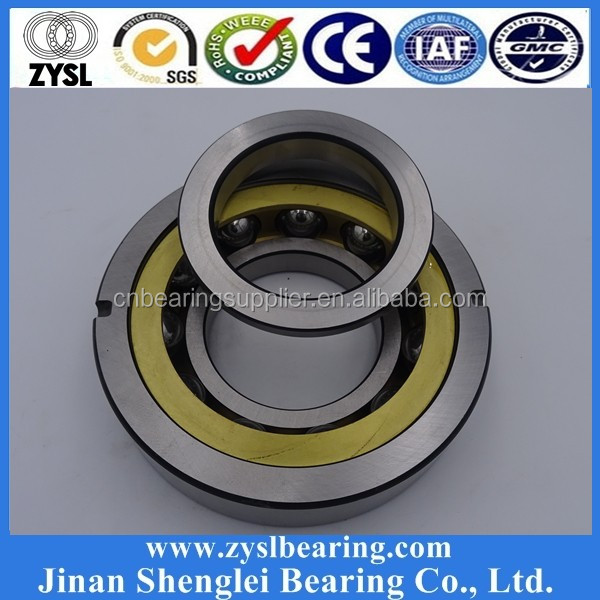 High quality and cheap price Custom ball bearing price , ball bearing sizes Double Row Angular Contact Ball Bearing