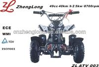 Cheap 250cc dirt bike 4 wheeler atv for adults