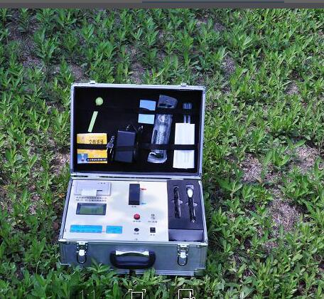 High quality soil nutrient tester portable soil testing machine
