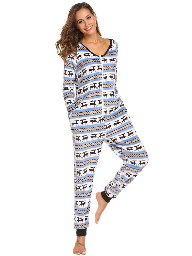 Matching Family Christmas One Piece Pajamas - Buy One ...