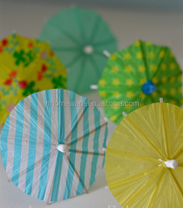 Drink Umbrella Cocktail Party Favors Drink Parasols Drink Parasol Parasol Pick Sandwich Pick Fruit Pick Picnic Decor