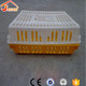 Plastic chicken duck quail birds pigeon broiler turkey animal livestock transport cages for poultry transportation