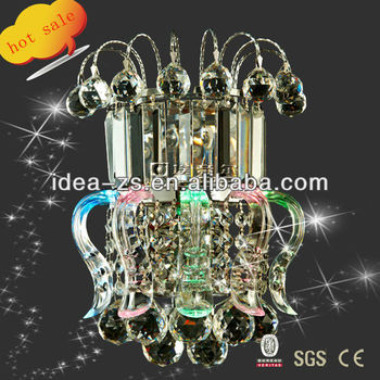 2013 liquid mercury flourescent lamp new arrival modern wall light