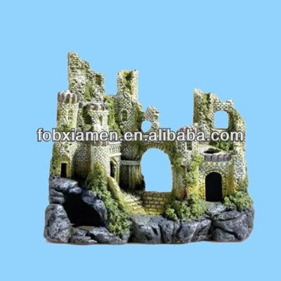 aquarium castle decorations, aquarium castle decorations suppliers