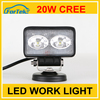 100%waterproof 20W led work light led off road lamp factory price