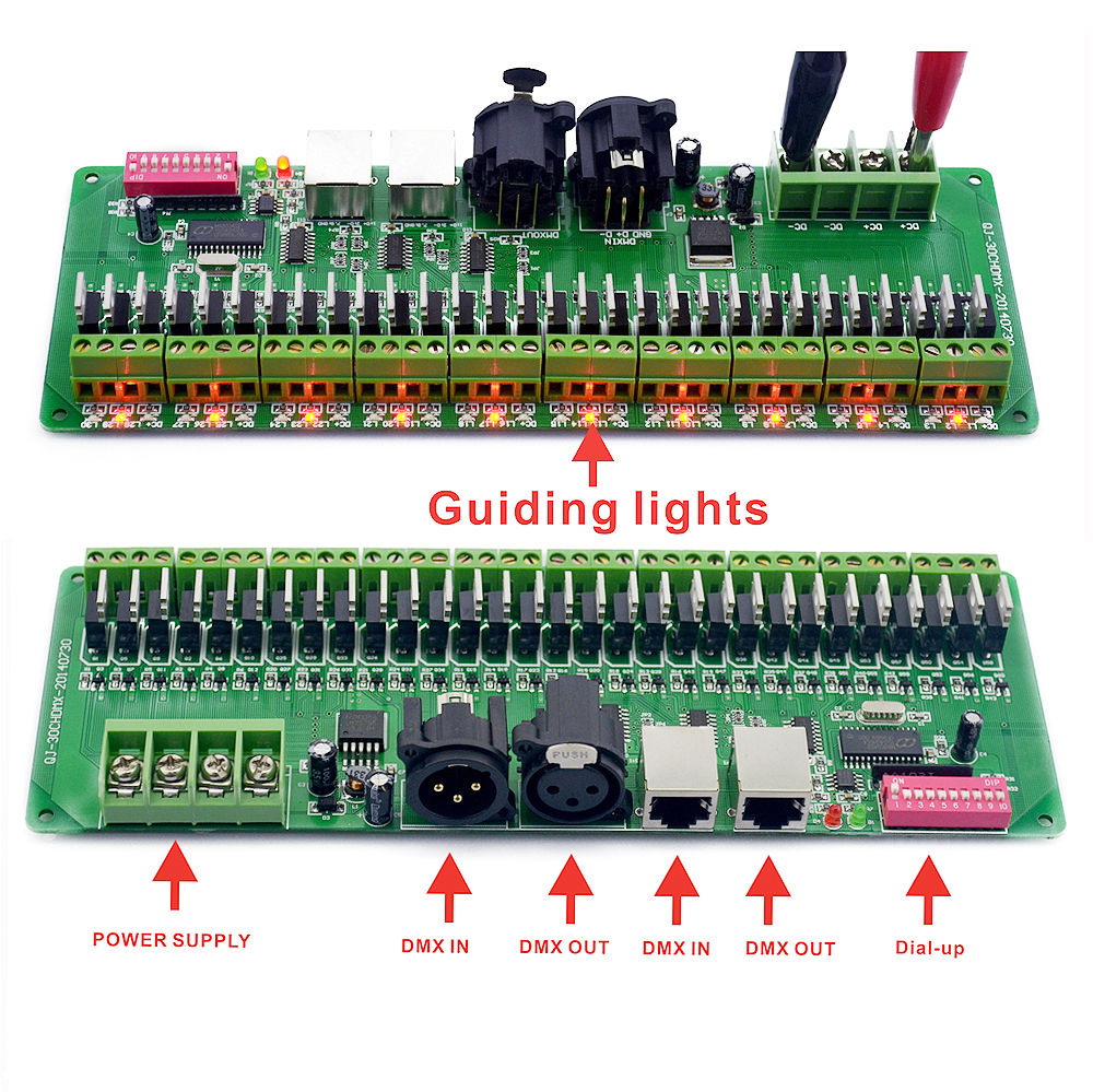 China Led Dimmer Dmx Manufacturers And Dmxprojectscom Dmx512 Lighting Projects Relay Schematic Suppliers On