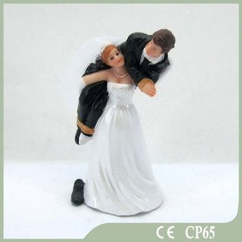 Funny Bride Take Groom Up Cake Topper Buy Wedding Cake Toppers