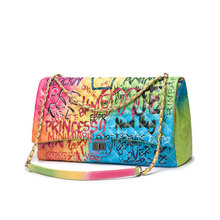 Maidudu designer colore graffiti large shoulder donne <span class=keywords><strong>all</strong></span>'<span class=keywords><strong>ingrosso</strong></span> <span class=keywords><strong>borse</strong></span> famose marche provenienti dalla cina