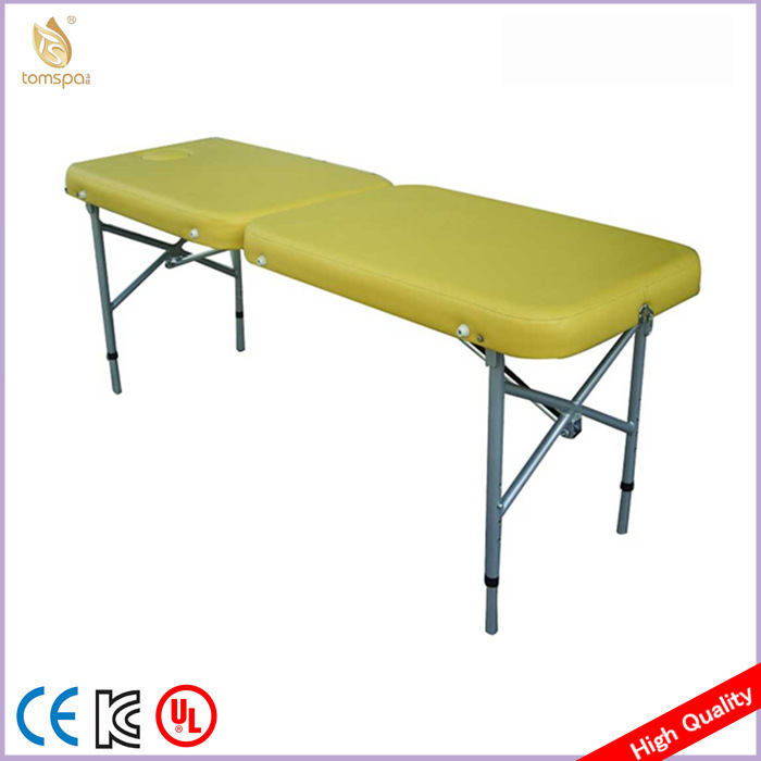 TS-2704 Aluminium Portable Facial Bed/beauty chair/massage table