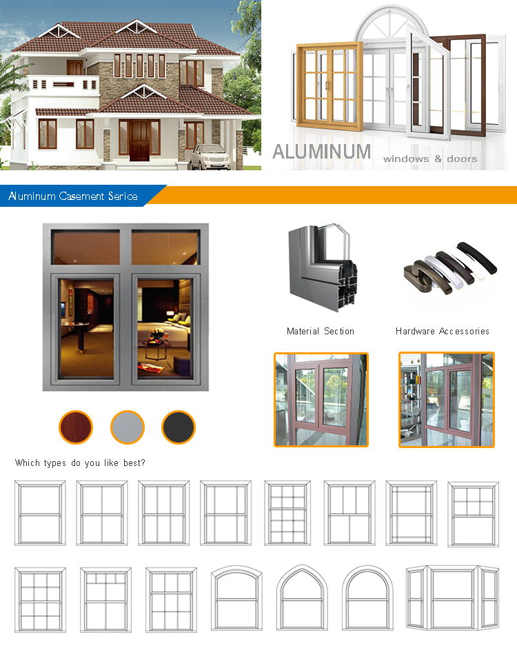 As 2047 Standard Aluminum Windows Buy Decorative