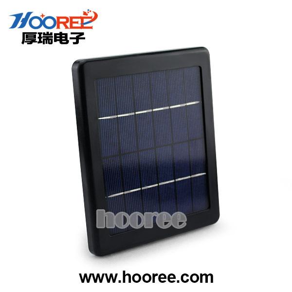 9v 3w Solar Power Pir Sensor Motion Sensor Garden Use 60 Led ...