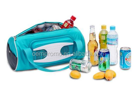 OEMPROMO Portable and fashion picnic fridge bag