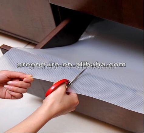 Super Clear Drawer Liner, Plastic Drawer Liner, Kitchen Drawer Liners