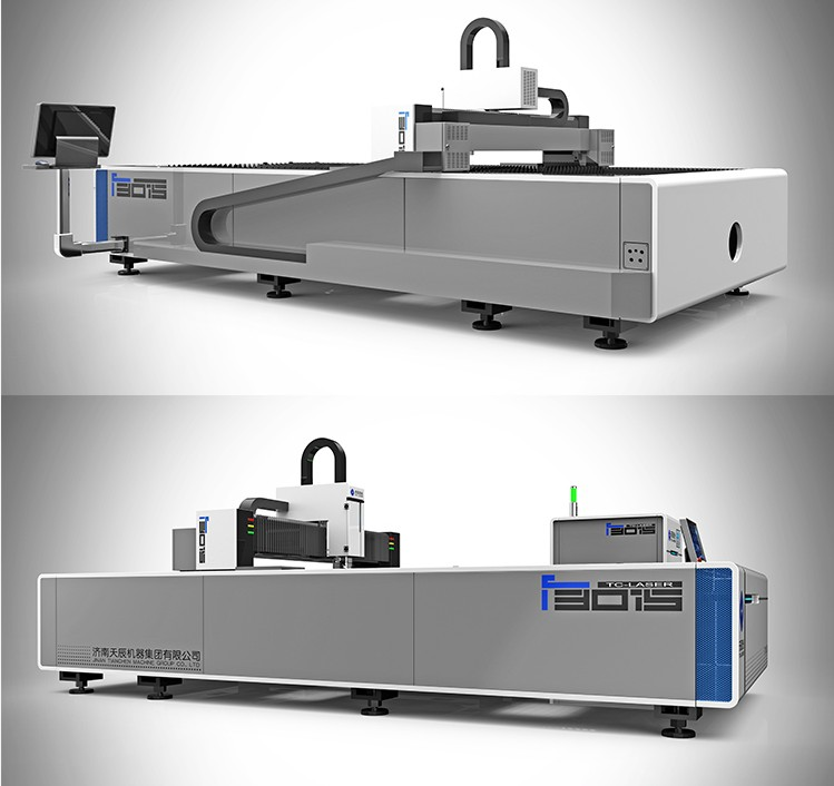 Laser 2000W laser cutting machines MS Stainless Steel Flatbed Laser Cutting Machine 2KW