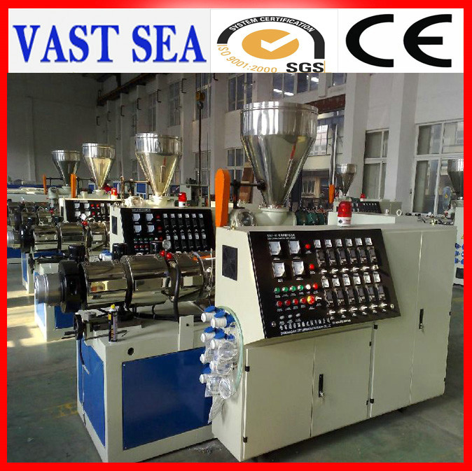 pvc flex banner production line/making machine/extruder