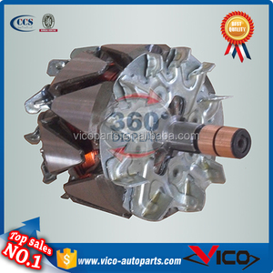Alternator Rotor Applicable To Denso 70-100A ER/IF, IR/IF Alternators 021200-5110 021200-7080 021200-7320 021200-7662