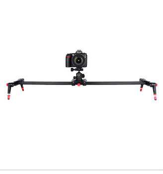 YELANGU Wholesale Factory Price Photographic Accessories Customize DSLR Bearing Camera Slider