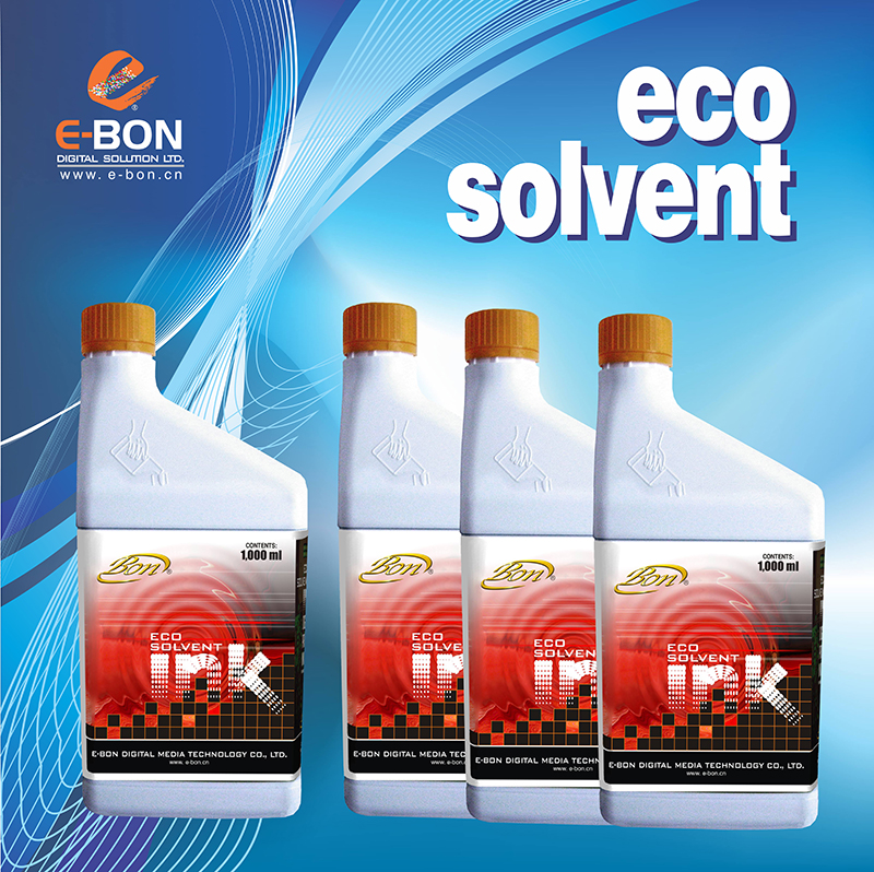 Eco Solvent Ink for Mimaki Roland Mouth
