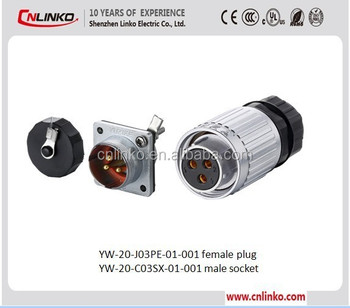 Made In China Metal Male To Male Power Connector Screw Terminal ...