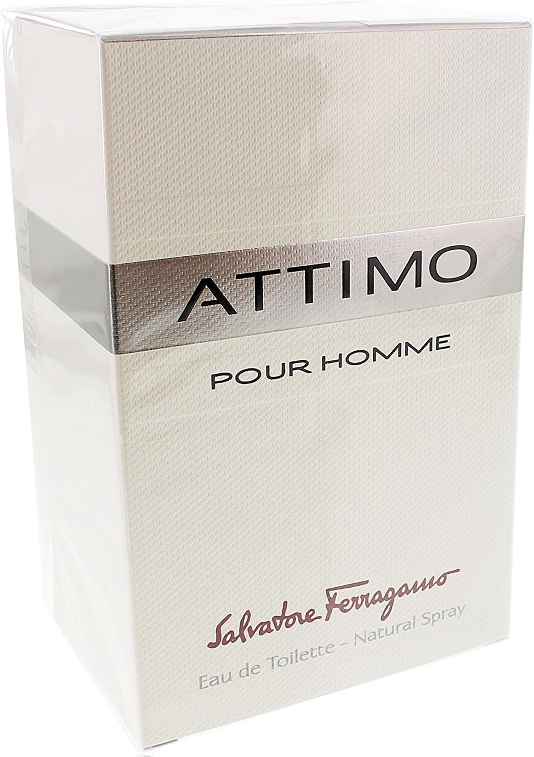 SALVATORE FERRAGAMO Attimo Men By Salvatore Ferragamo - Edt Spray 3.4 OZ