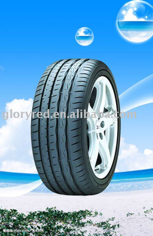 PCR radial car tire