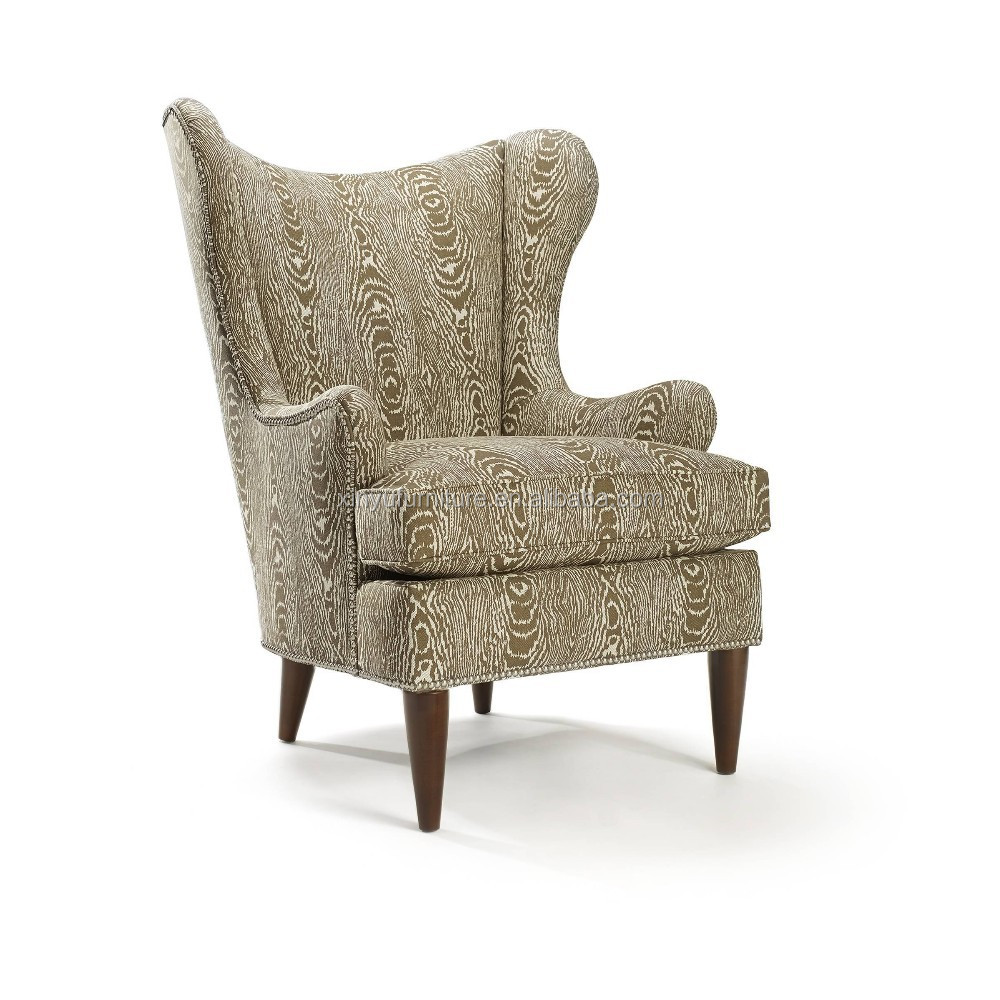 French Wing Chair, French Wing Chair Suppliers and Manufacturers at ...