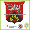 garment Chinese charm dragon embroidery patches