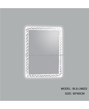 Superior Wall Mounted Swivel Hollywood Lighted Hinged Bathroom Mirrors With Led Light Mirror
