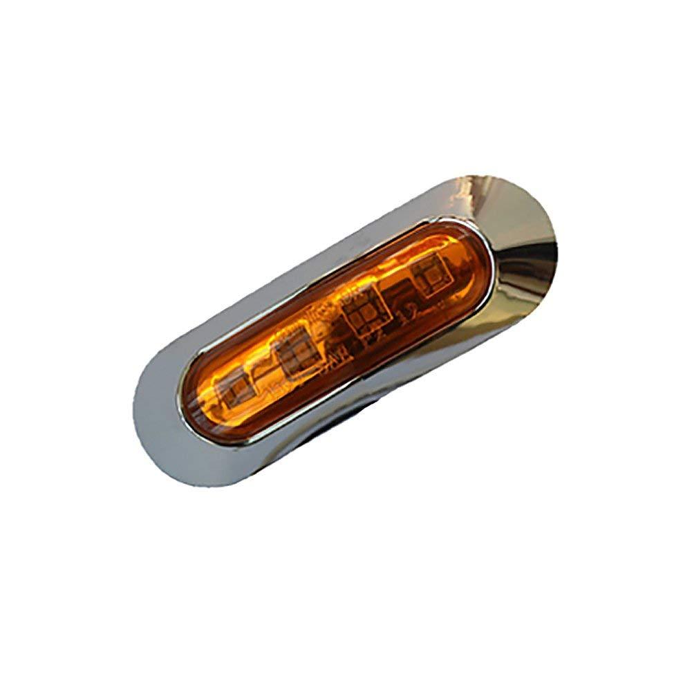 huiouer 1 Pair 10mm Rearview Mirror Holder Clamp Motorcycle Handlebar Adaptor 3 Colors