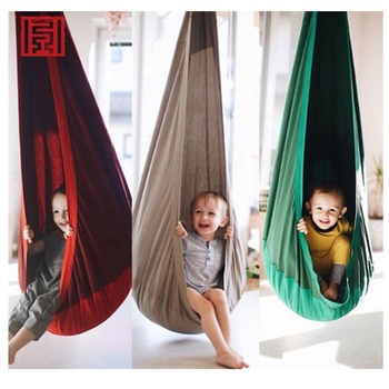 Child Indoor Kids Swing Chair Bedroom Or Outdoor Folding Canvas Hanging Kids Swing Chair Buy Kids Hanging Chair Hanging Kids Chair Rattan Hanging Egg Chair Product On Alibaba Com