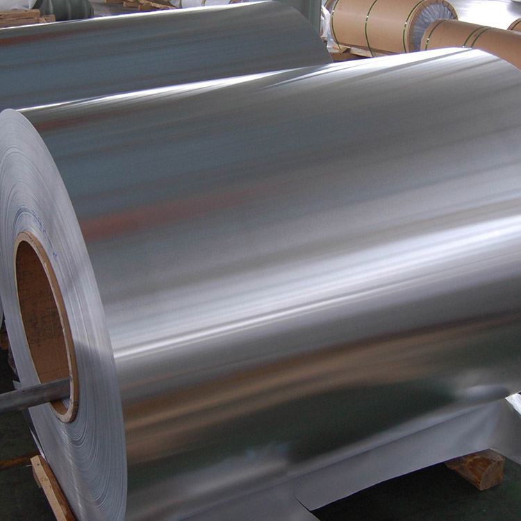 High Quality Brushed T5 Aluminium Roll