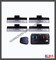 led grille strobe minibars used emergency warning led grille strobe amber cheap led light bars LB1029