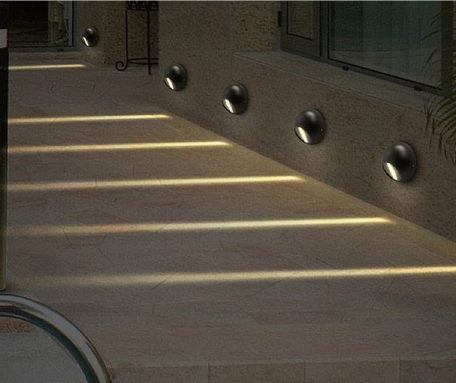 3w ip54 mini corridor foot lamp recessed stair lighting led 3w wall 3w ip54 mini corridor foot lamp recessed stair lighting led 3w wall step lights aloadofball Gallery