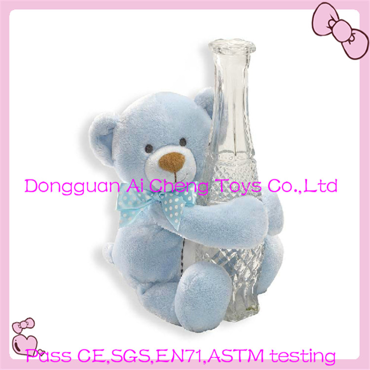 Custom Light Up Teddy Bear Plush Toy