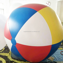 Customized good price outdoor PVC Giant Inflatable Beach Ball with LOGO printing