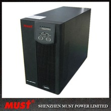 pure sine wave UPS backup system for Telecommunications ups 2kva price