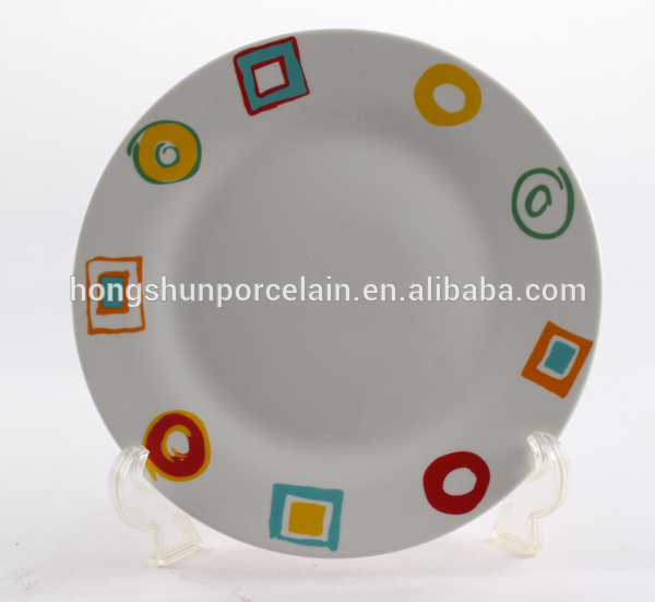 turkey platter, sushi dishes, small white porcelain plates