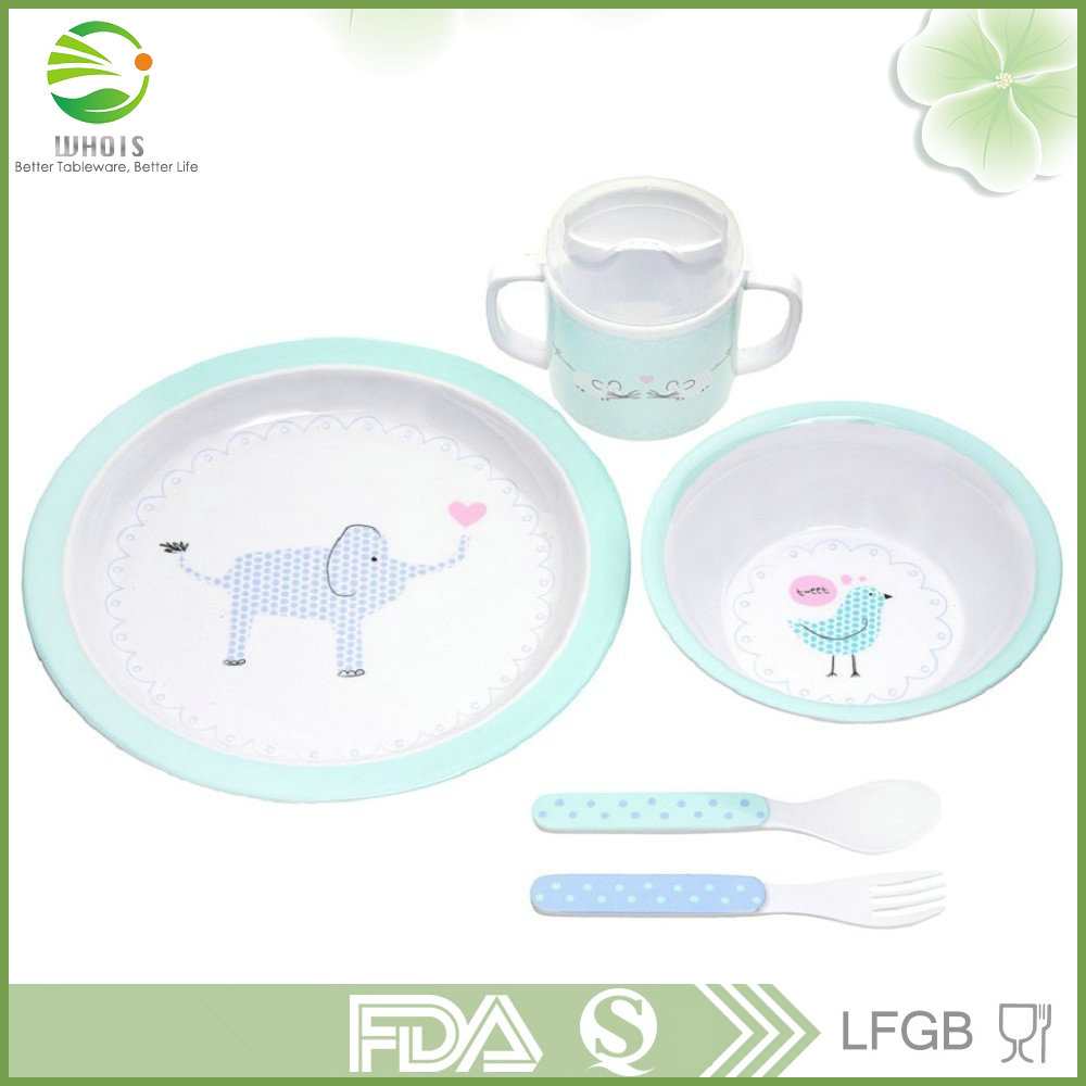 China Manufacturer Direct Sale MMDS0501-1891 Baby Melamine