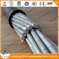 Tianjin Port 1.5mm 2.5mm single core aluminum electric wires and cables in China