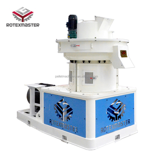 Rotexmaster Sawdust/Straw/Sorghum/Biomass wood Pellet production line