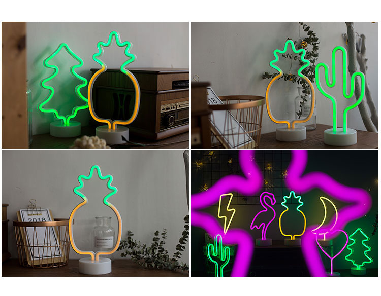 Wonderful design outdoor cuttable led flexible neon night strip sign rope light etl