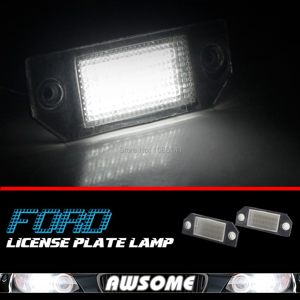 high quality guarantee hot 2x led canbus error free license plate number light lamp blubs. Black Bedroom Furniture Sets. Home Design Ideas