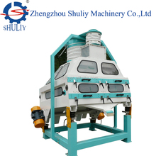 grain seed cleaner / seed cleaning machinery / grain gravity vibrating separator