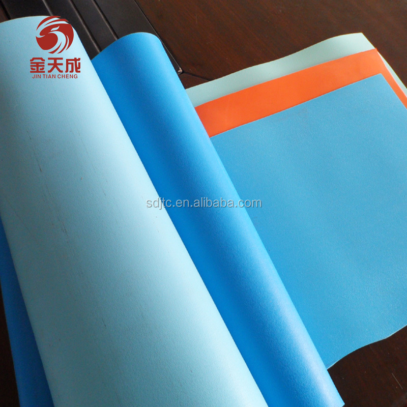 Excellent chemical stability soft plastic sheet pvc door curtain