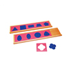 Direct sale educational shape puzzle toys montessori materials promotional toy