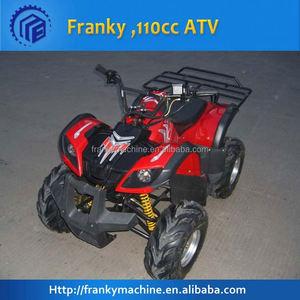 China manufacturer 110cc chinese atv