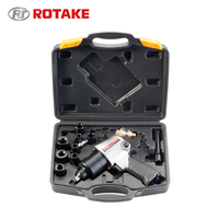 "Car Repair Tool Set Sockets Set With 1/2"" Air Impact Wrench"